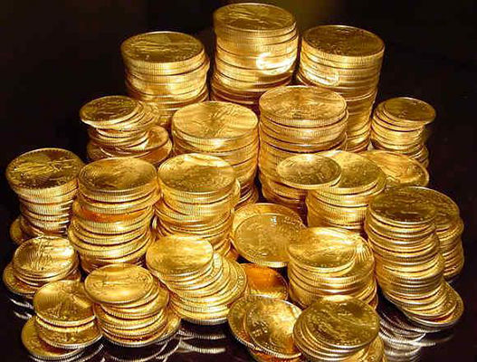قیمت فلز زرد با کاهش ارزش دلار بالا رفت