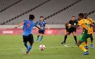 پیروزی ژاپن و رومانی در  فوتبال المپیک