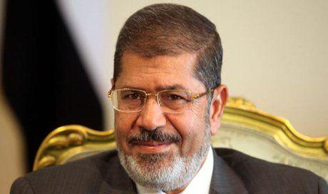 گاف مجری تلویزیون مصر درباره مرسی