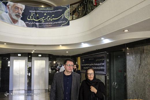 معروفترین بازیگر ایران از نظر علی دهکری