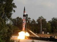 هندیک موشک بالستیک هستهای آزمایش کرد