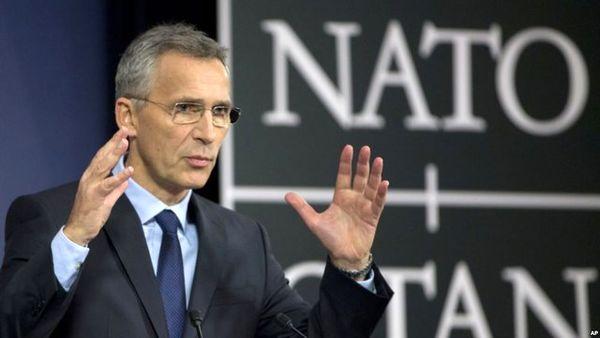 دبیرکل ناتو: هدف حملات موشکی در سوریه به هیچ وجه نیروهای روسیه نبود