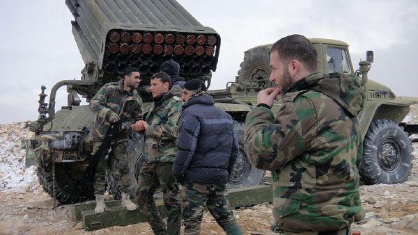 آمریکا: تا خروج نیروهای ایرانی در سوریه می مانیم