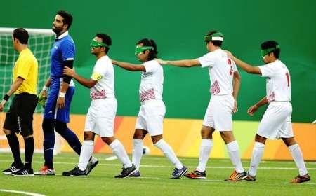 تاکتیکهای تیمی در دستور کار تیم فوتبال نابینایان ایران