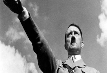 عکس دیده نشده از هیتلر در کودکی