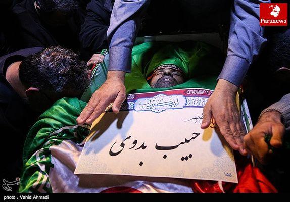 میلیاردری که شهید مدافع حرم شد