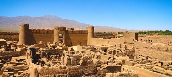 بافت تاریخی کرمان احیا میشود