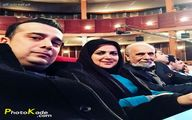 خانواده هنرمند امیرسلیمانی در کنار هم+عکس