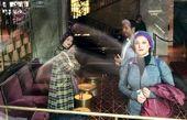 حبس شبنم مقدمی میان سایه ها در سوئد+عکس