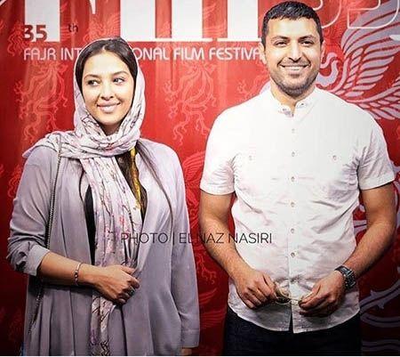 ست کردن ظریف اشکان خطیبی و همسرش+عکس