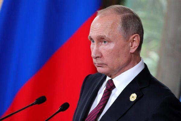 پوتین دستور اعمال تحریمهای متقابل علیه اوکراین را امضا کرد