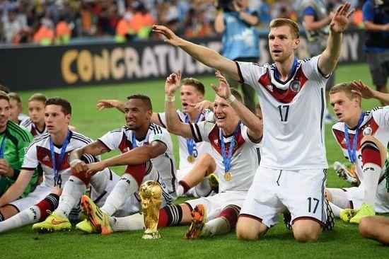 پاداش قهرمان جام جهانی 2018 مشخص شد