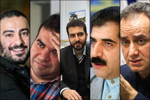 از بازداشت رییس تئاترشهر تا فعالیت جدید نوید محمدزاده