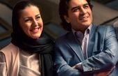 عکس هنری پیانیست درجه یک  با همسرش