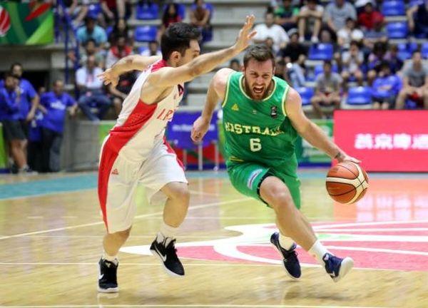 بلیتهای ۱۰۶ و ۱۶۱ دلاری دیدار تیم ملی بسکتبال ایران و استرالیا