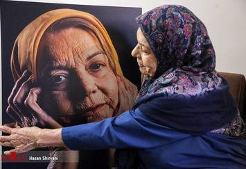 گلایه صدیقه کیانفر بازیگر پیشکسوت از تنهایی
