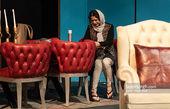 سام درخشانی، متین ستوده و سمیرا حسن پور در یک تئاتر+عکس