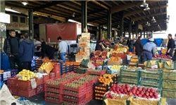 قیمت 60 قلم میوه و تره بار تا ۱۳ آبان/جدول
