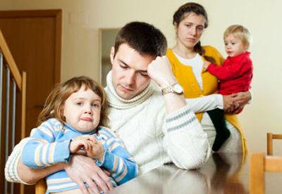 هشدار! استرس والدین به فرزندان منتقل میشود