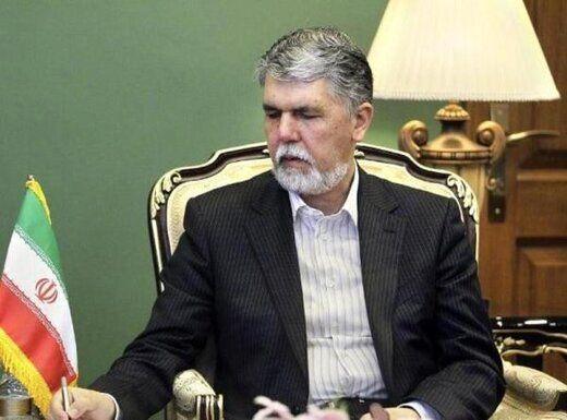 واکنشی توییتری وزیر ارشاد به قتل رومینا