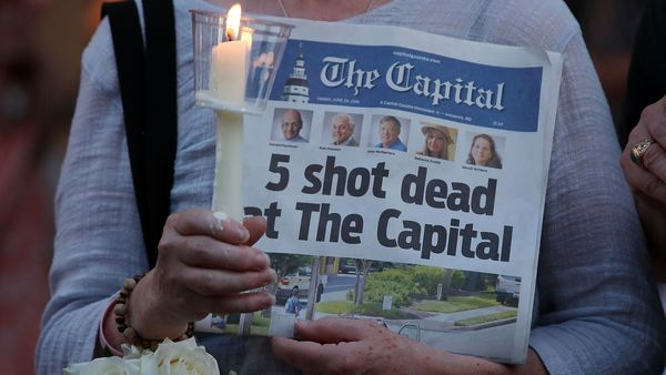 آمریکا در فهرست مرگبارترین کشورها برای خبرنگاران