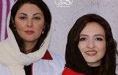 لاله اسکندری و گلاره عباسی در لباس هلال احمر/عکس