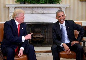 پیشنهاد اوباما به ترامپ برای مجاب کردن او به حفظ برجام