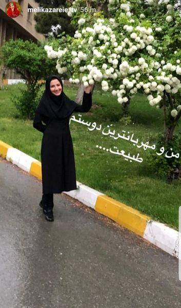خاله شادونه با استایل اداری + عکس