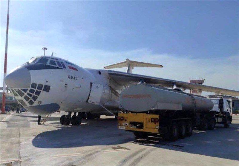 کمک هواپیمای آتشنشانان ایرانی به عملیات اطفای حریق در ترکیه