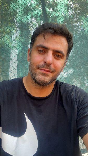 علی ضیا با لباس ورزشی + عکس