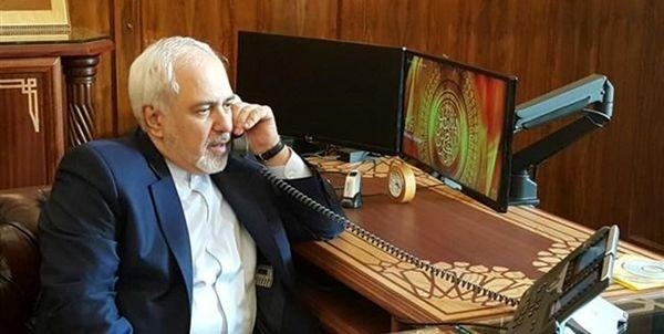 تماس تلفنی وزیر خارجه ژاپن با ظریف