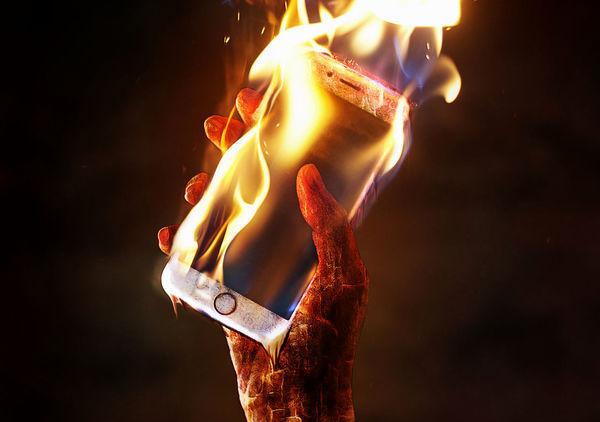 چگونه موبایل بیش از حد داغ شده را به سرعت خنک کنیم؟