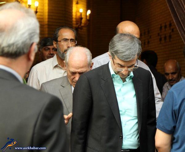 بازداشت موقت رحیممشایی تمدید شد