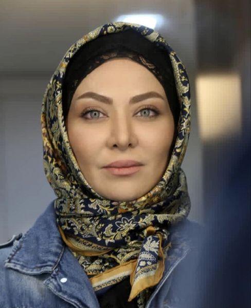 تست گریم جدید فقیهه سلطانی + عکس