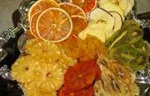 آموزش کامل 6 روش خشک کردن میوه در خانه