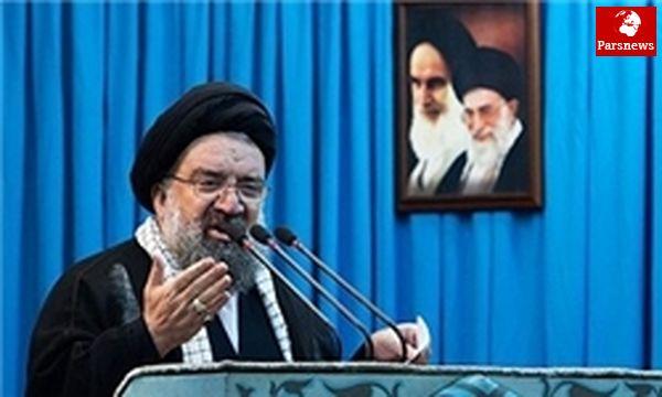 آیت الله خاتمی:دعوای رسانهای مسئولان به مصلحت انقلاب نیست