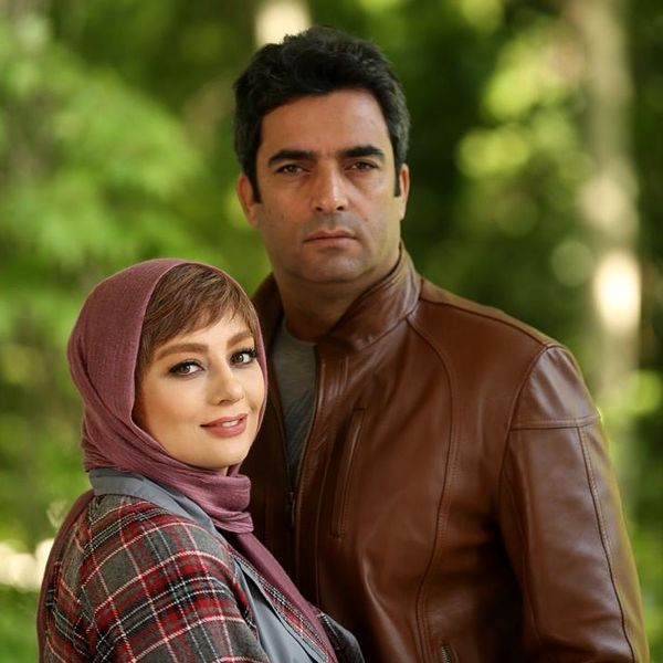 عکس یکتا ناصر با همسرش