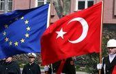 هشدار اروپا به ترکیه