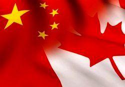 رایزنی وزرای خارجه چین و کانادا درباره پیمان جدید نفتا