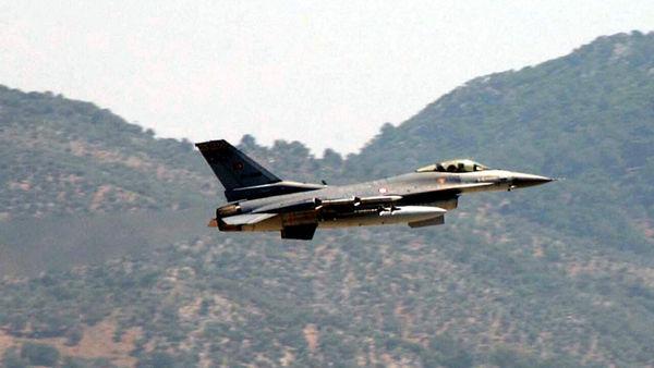 حمله مجدد جنگندههای ترکیه به مناطقی در کردستان عراق