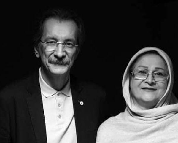 عکس مادر و پدر نازنین نیما کرمی