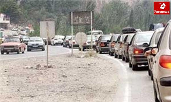 آخرین وضعیت جوی وترافیکی جادههای کشور
