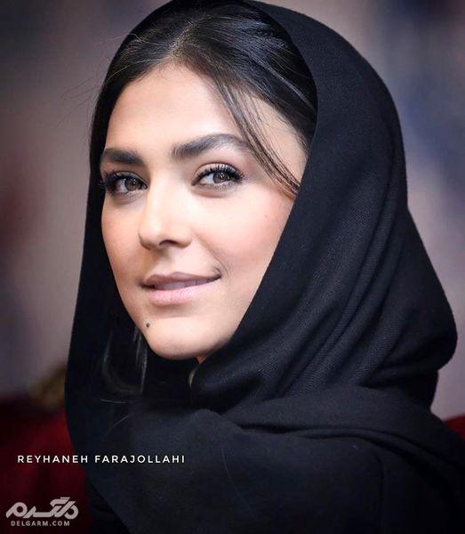 ضربه فوت مادر هدی زین العابدین+عکس