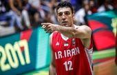 روزبه ارغوان در بین بهترینهای انتخابی جام جهانی بسکتبال