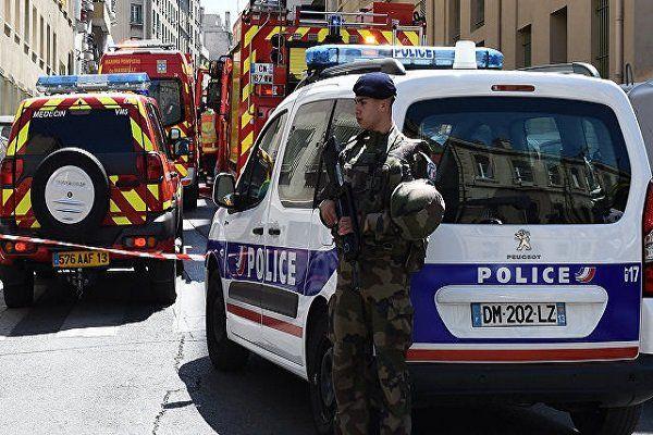 بازداشت ۲مظنون به برنامهریزی برای ارتکاب حمله تروریستی در فرانسه