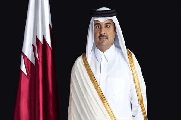 امیر قطر فردا به تشریح سیاست داخلی و خارجی کشورش میپردازد