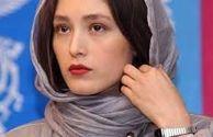 تیپ متفاوت فرشته حسینی/عکس