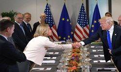 آمریکا درخواست اروپا برای معافیت تحریمی را نمیپذیرد