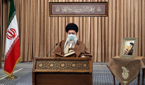 تغییر ساعت سخنرانی رهبر انقلاب در روز قدس