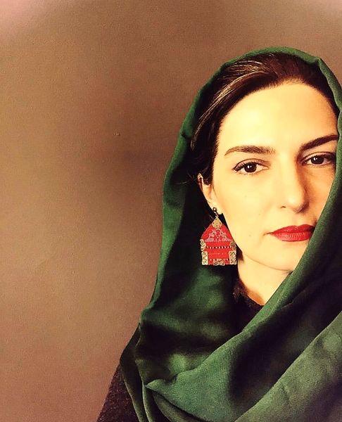 مریم شیرازی با ظاهر جدیدش + عکس